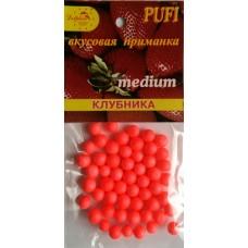 Плавающая ароматическая насадка DOLPHIN PUFI клубника
