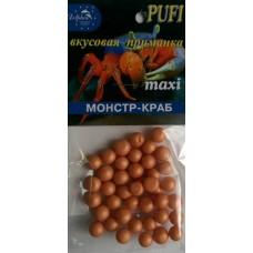 Плавающая ароматическая насадка DOLPHIN PUFI монстр-краб