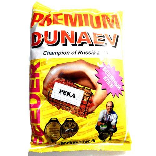dunaev premium прикормка