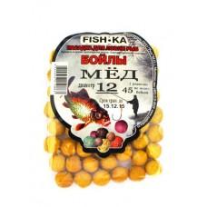 Бойлы FISH.KA мед