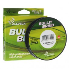 Плетеный шнур ALLVEGA BULLIT Braid 135 м