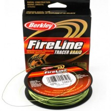 Плетеный шнур Berkley Fireline Tracer Braid