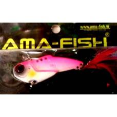 Цикада AMA-FISH 5158 (бело-розовый)