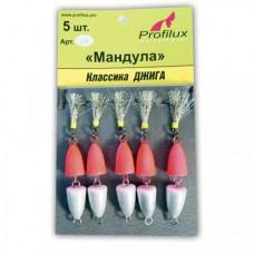 Мандула Profilux (красно-белая)