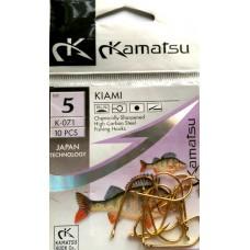 Крючки KAMATSU Kiami