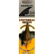 Блесна колеблющаяся универсальная GERMAN 8133-050 (03)