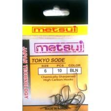 Крючки METSUI Tokyo Sode