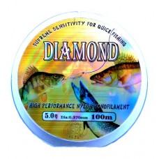 Леска GROWS CULTURE Diamond (Pike, Perch)