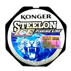 Леска KONGER Steelon ICE 50 м