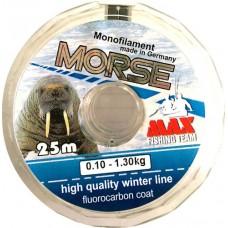 Леска зимняя MAX MORSE 25 м